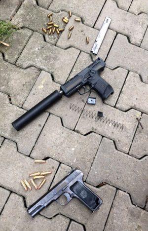 Hapšenje zbog posedovanja opojnih droga, eksploziva i oružja 4