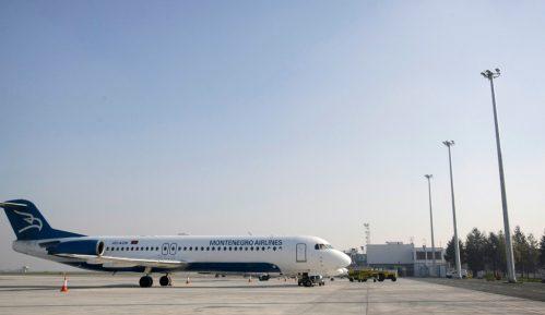 Montenegro erlajns Kontroli letenja ostao dužan osam miliona evra 2