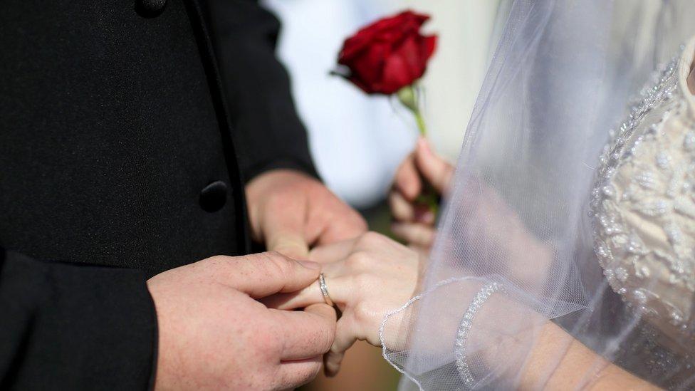 Venčanje - uslov da bi parneri mogli da naslede imovinu