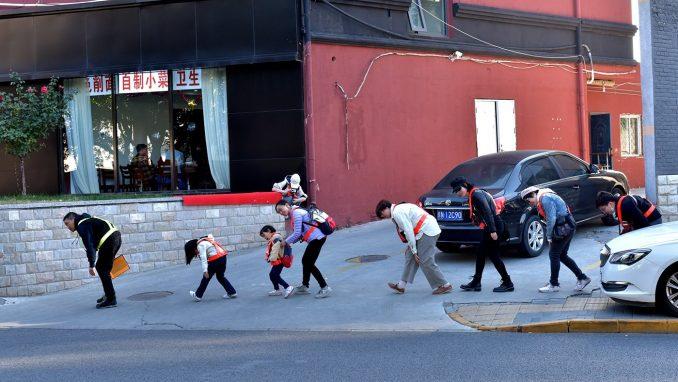 Kina, špijuniranje i kamere: Kako nestati na Aveniji sreće u Pekingu 5