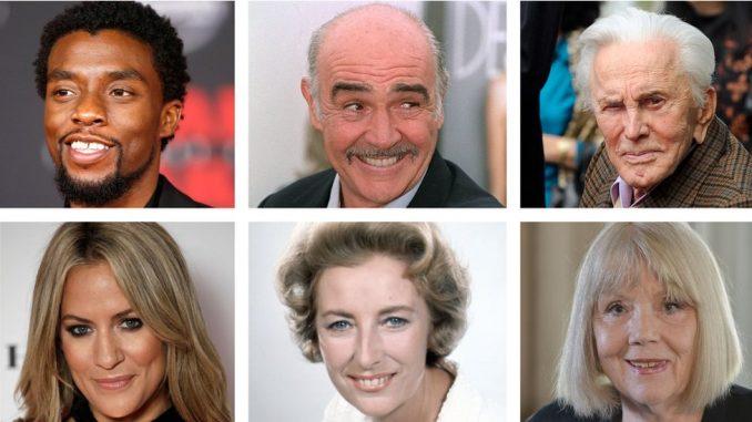 Muzika, umetnost i film: Zvezde koje su napustile u 2020. 5