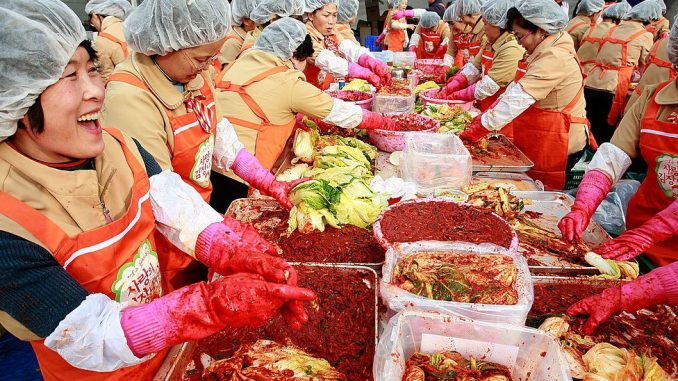 Južna Koreja i Kina: Svađa zbog jela od kiselog kupusa i pet drugih slavnih sukoba oko hrane 3