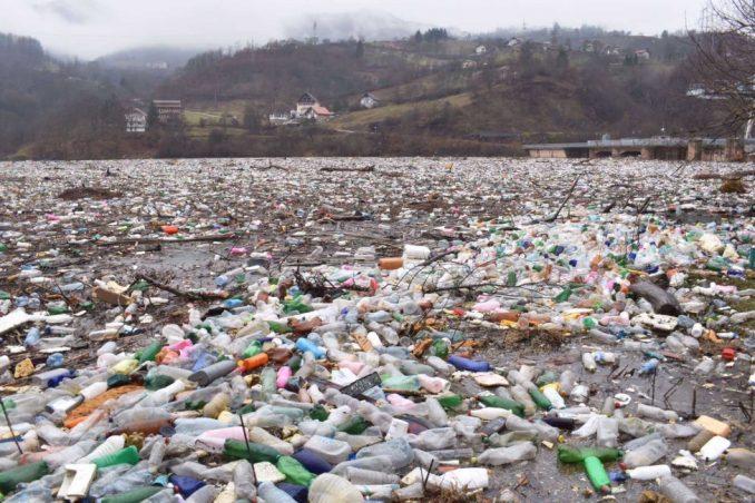 Reke, divlje deponije i jezera: Počelo čišćenje Potpećkog jezera od otpada 5