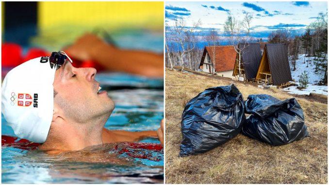Srbija i ekologija: Kako je srpski olimpijac Čaba Silađi čistio Divčibare od smeća 3