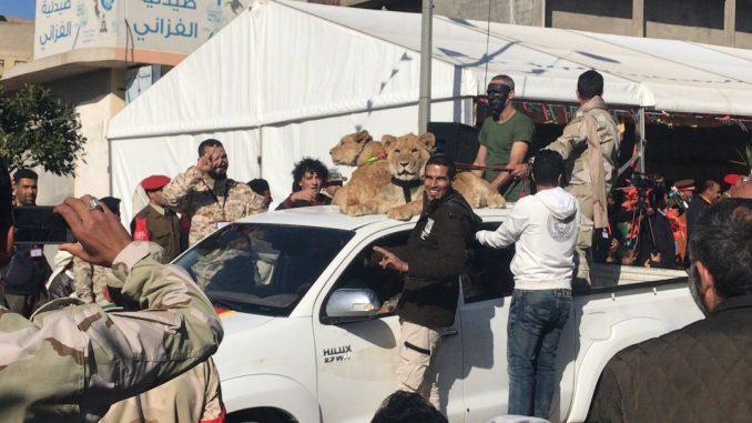 Libija i ratni zločini: Šestorica braće i njihovi lavovi terorisali meštane malog grada 3