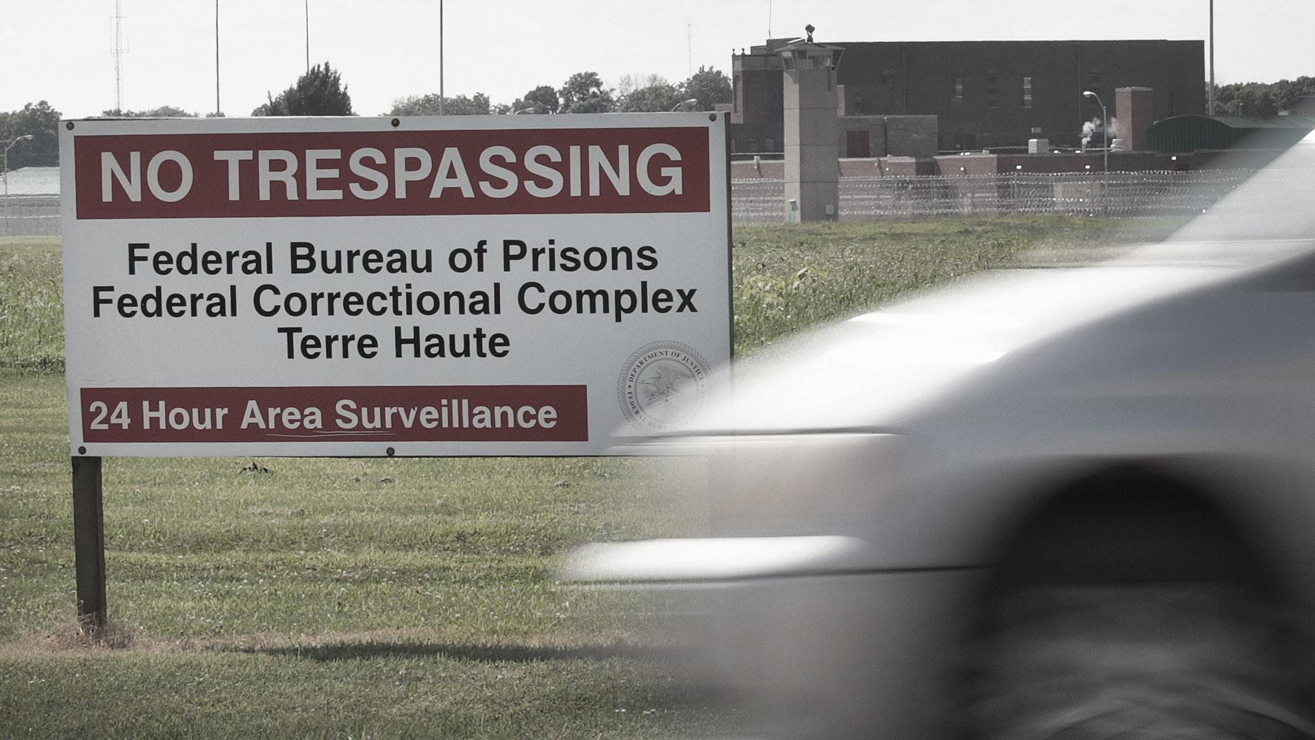 Terre Haute Prison, Indiana, US