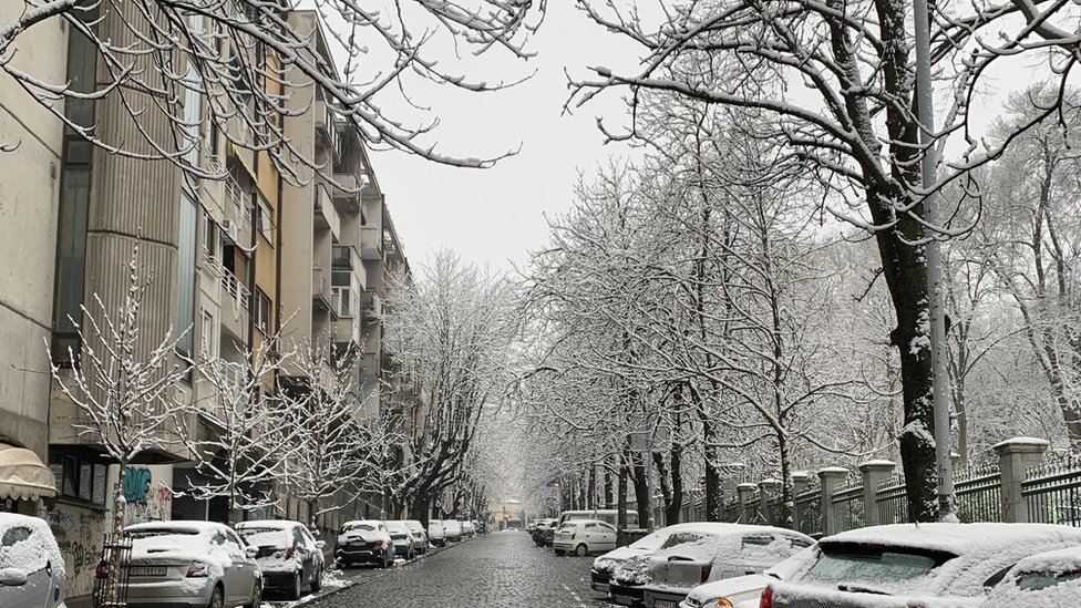 sneg u beograu
