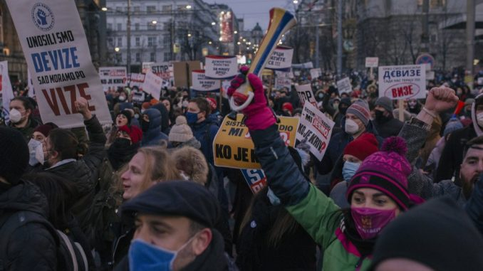 Frilenseri, porez i protesti: Internet radnicima zakazan sastanak u Vladi u ponedeljak 3