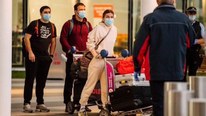 Korona virus i sport: Karantin za tenisere koji učestvuju na Australijan openu 4