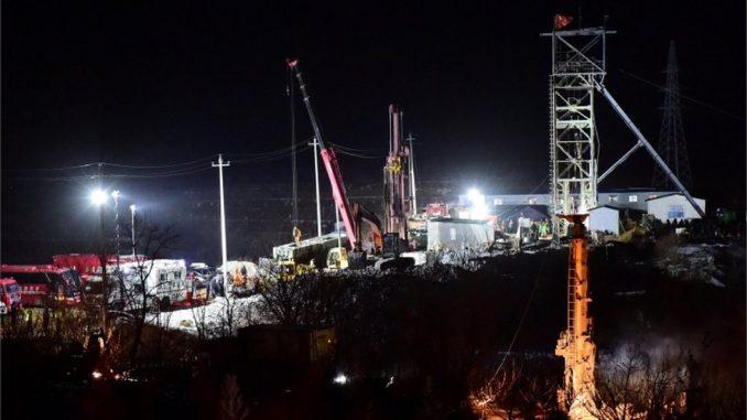 Kina i rudarske nesreće: Zatrpani rudari živi posle sedam dana - spasioci dobili poruku nade 2