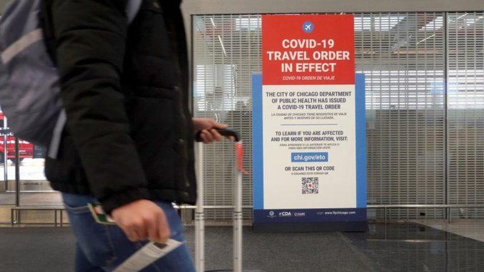 Korona virus: Čovek tri meseca proveo na čikaškom aerodromu zbog straha od Kovida 2