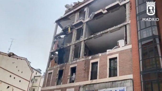 Madrid: Eksplozija u centru španske prestonice - najmanje troje mrtvih 3