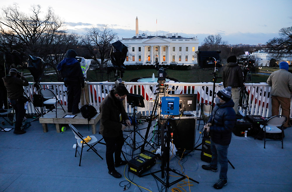 Media at the White House