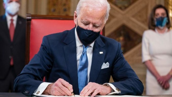 Amerika i inauguracija: Prvi potezi Džoa Bajdena - snažno u borbu protiv korona virusa 4