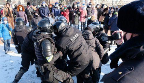 Rusija i opozicija: Stotine uhapšenih u danu protesta za Navaljnog širom zemlje 19