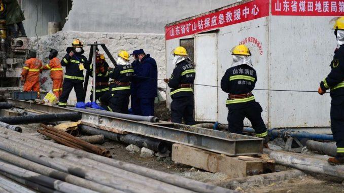 Kina i rudarske nesreće: Poginulo najmanje devet rudara u rudniku zlata 4