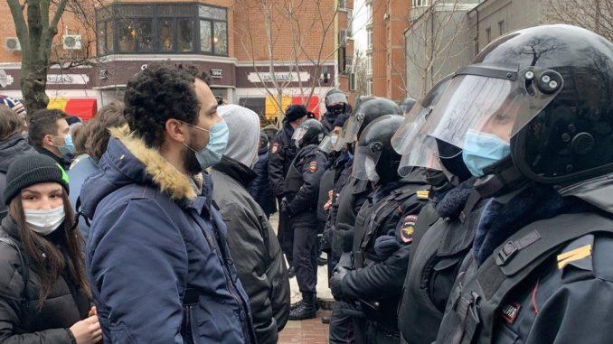 """Rusija, Navaljni i protesti: """"Stasala je generacija, koja još ne zna šta je strah"""" 3"""