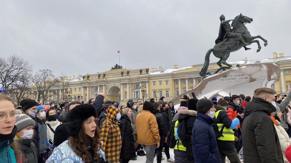 Protestы