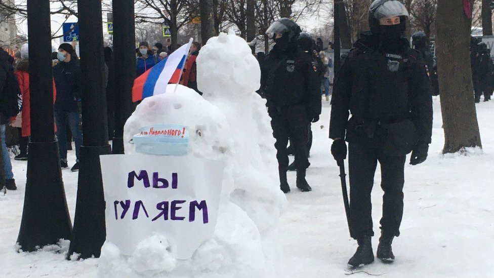 Miting v Moskve