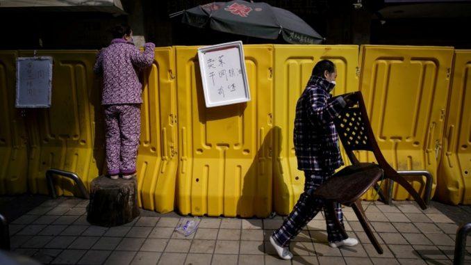 Korona virus i Kina: Karantin je gotov, stručnjaci SZO kreću u akciju u Vuhanu 5
