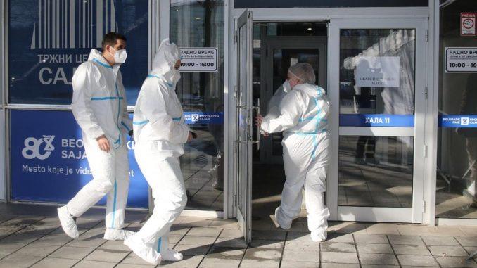 Korona virus: U Srbiji još 20 preminulih, iz Fajzera tvrde - vakcina je efikasna protiv novih sojeva 5