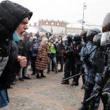 Rusija, Navaljni i protesti: Više od 5.000 uhapšenih širom zemlje, opozicija najavila nove skupove za utorak 11