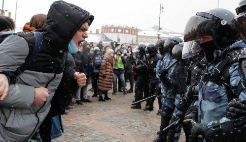 Rusija, Navaljni i protesti: Protesti podrške širom zemlje, više od 3.000 uhapšenih - ne smeta ni temperatura minus 40 19