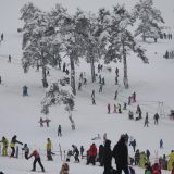 Na skijalištima u Srbiji korone kao da nema 1