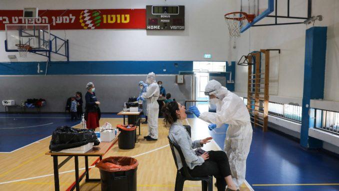 Izrael: 13 osoba prijavilo blagu paralizu lica kao posledicu primanja vakcine 5