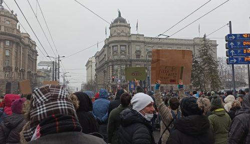 """Inicijativa: Komandir Žandarmerije učesnike protesta """"Za bezopasan vazduh"""" nazvao zlobnim ološima 10"""