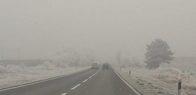 AMSS: Opasnost od leda na putevima, slab sneg popodne kod Niša, Zlatibora i Kopaonika 15