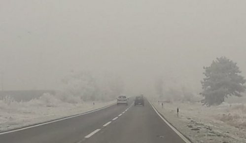 JP Putevi Srbije apelovalo na oprez pri vožnji jer se očekuju ledeni dani 1