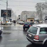AMSS: Sneg i mokri kolovozi na putevima u Srbiji 7