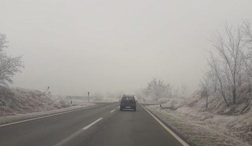 AMSS: Vozači da prilagode brzinu zbog poledice na putevima tokom ledenih dana 3
