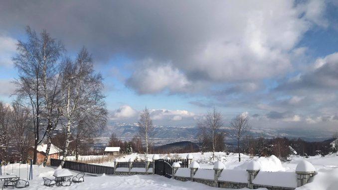 Danas u Srbiji pretežno oblačno, mestimično sneg 1