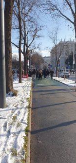 """Beč: Protestna šetnja protiv """"korona diktature"""" (FOTO) 8"""