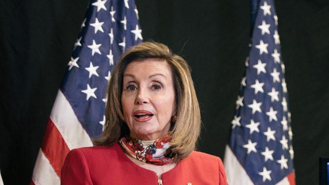 Nensi Pelosi: Tesan izbor u Kongresu 5