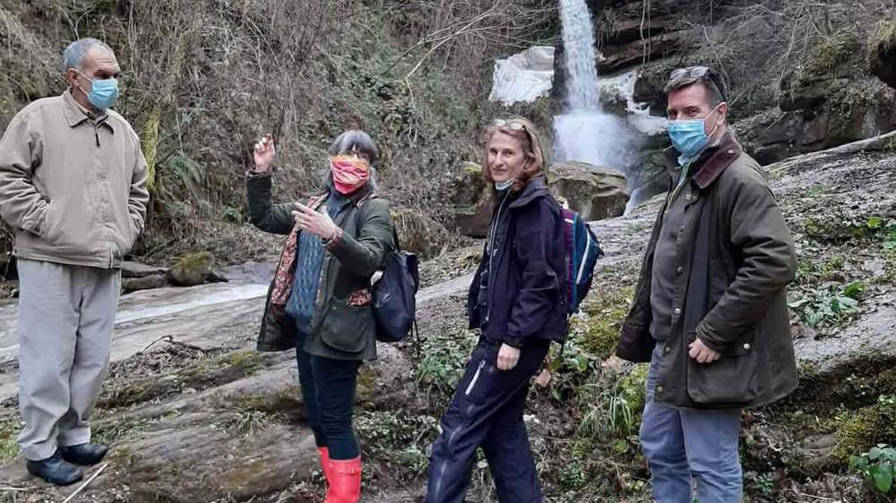 Britanska ambasadorka posetila Staru planinu 1