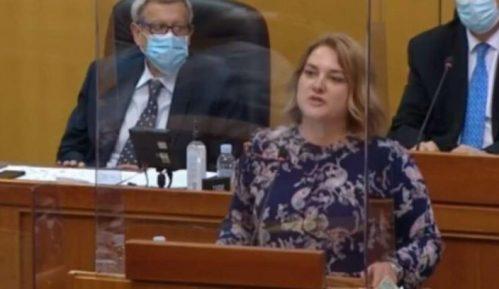 Anja Šimpraga: Neka dođu ovde da žive i da se junače 2