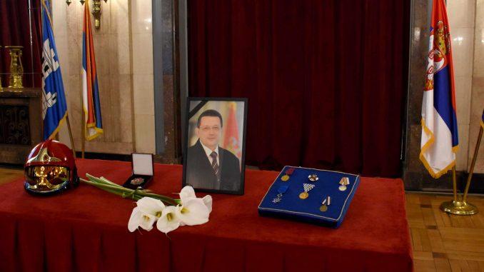 Održana komemoracija povodom smrti načelnika SVS Predraga Marića 2