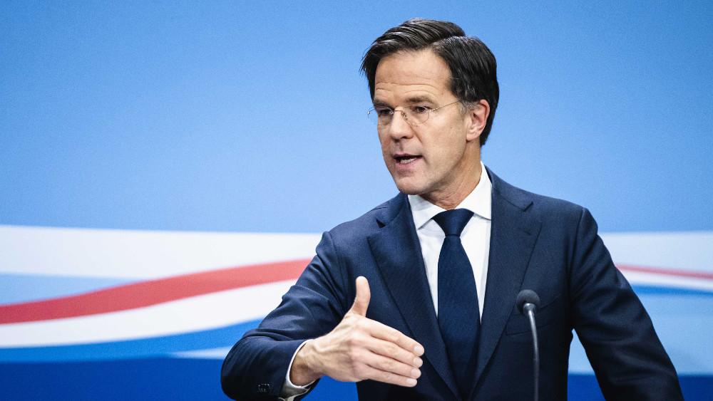 Premijer Holandije: Policijski čas mora ostati najmanje do 31. marta 1