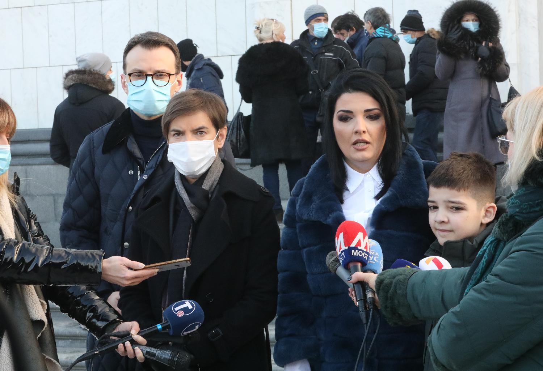 Vučić: Imamo kompletnu sliku o licima koja su mogla biti umešana u ubistvo Ivanovića 3