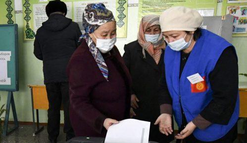 Predsednički izbori u Kirgistanu 11