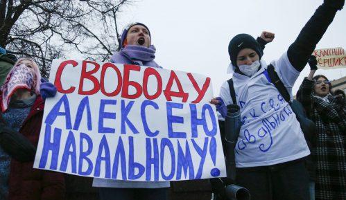 Policija u Beogradu zabranila skup podrške Navaljnom 1