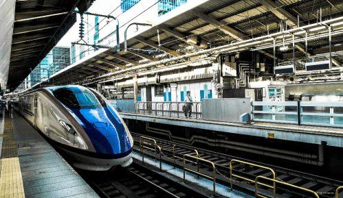 Japan: Ekiben Šinkansen - Metak voz 24