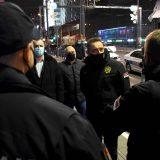 Vulin obišao policijske službenike koji rade tokom novogodišnje noći 8