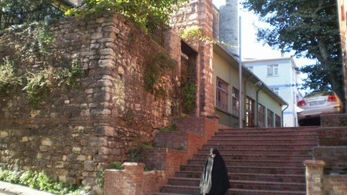 Istanbul: Džamija koja nosi ime ruže 1