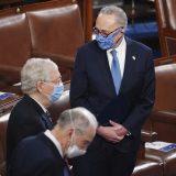 Lider demokrata u Senatu SAD pozvao Pensa da smeni Trampa 11