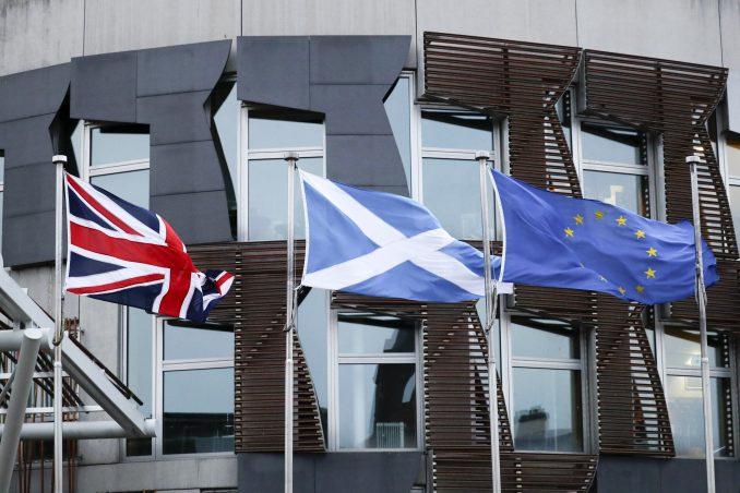 Škotska se nada nezavisnosti i članstvu u EU 1