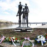 Antifašistička akcija Novog Sada odala počast žrtvama Racije i pozvala na borbu protiv fašizma 12